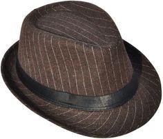 8e50e33a6da AshopZ New Fashion Adult Sizes Mens Cool Fedora Trilby Hats Caps
