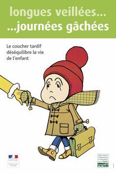 Le sommeil, c'est la santé ! - Conseils pour les enfants http://www.inpes.sante.fr/CFESBases/catalogue/pdf/1050.pdf