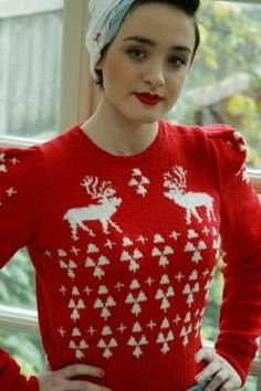 The Perfect Christmas Jumper