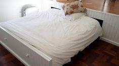 Zseniális! A félszobában csak egy ágy fért el. Nézd meg, milyen szuperül alakította át a lakója! (fotók) - Bekezdés