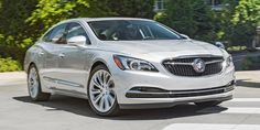 Will Buick Give Us a Choice of Engines for the 2018 LaCrosse? - https://carsintrend.com/2018-buick-lacrosse/