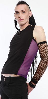 LIP SERVICE Pretty Woman sleeveless shirt #M48-700-001