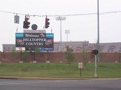 WKU - Western Kentucky University Hilltoppers - Houchens Industries – L.T. Smith Stadium