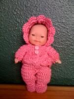 Outfits to Crochet. Free pattern.