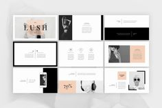 Vega - Elegant Presentation by Tugcu Design Co. on @creativemarket