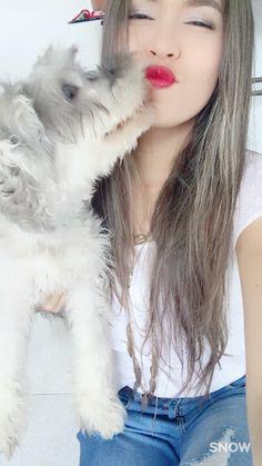 Esse amor é lindo entre cães e seus donos!!!❤❤❤