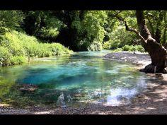 """Blue Eye"", Albania by baY2k"