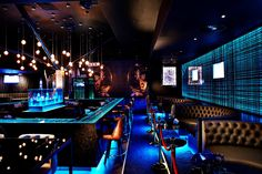 Studio A Signature Projects / Pretoria, South Africa. VANITY club / Bar & Nightclub Design