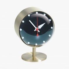 Horloge Night Clock, George Nelson, 1947/1953 - VITRA #LeBonMarche #VuAuBonMarche #ss2016 #pe2016 #Men #FathersDay #Hommes