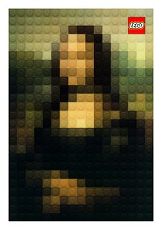 Lego feat Mona Lisa
