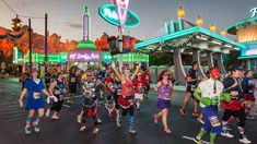 """Walt Disney Records Teams Up with runDisney to Create Training Playlists""  https://disneyparks.disney.go.com/blog/2016/07/walt-disney-records-teams-up-with-rundisney-to-create-training-playlists/"