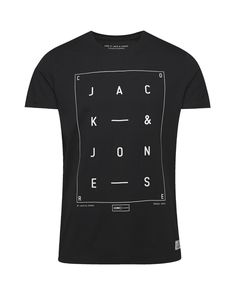 JACK & JONES T SHIRTS. Available colors: White, Blue, Black and Gray. Now available from kwidzin!