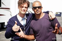 Criminal Minds - Favorite TV drama series!