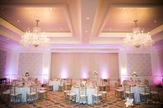Warm tones in our #Boston ballroom.