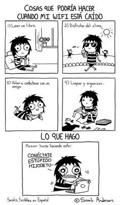 17 Divertidos cómics acerca de lo difícil que es ser mujer - Humor - Taringa!