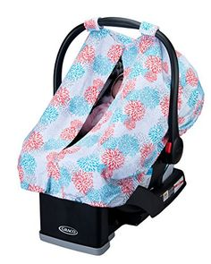 Baby Car Seat Cover Fits All Infant Car SeatsUV50 * For more information, visit image link.