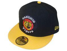 NEW ERA「Hanshin Tigers」59Fifty Fitted Baseball Cap | :: STRICTLY FITTEDS | Fitted Baseball Caps ::