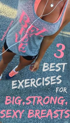 Exercises for breast enlargement are a very simple though highly efficient method to improve the shape or size of your breast. The desire of women to have bigger breast is quite natural and based o…