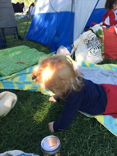 Babies at the park. How do you keep them cool and out of the sun? Picnic Blanket, Outdoor Blanket, Us Travel, Cubs, Babies, Adventure, Cool Stuff, Park, Bear Cubs
