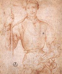 Jacopo Pontormo - Halberdier - WGA18130.jpg
