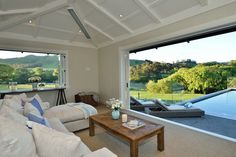 Hawkes Bay, New Zealand project by Cottonwood Interiors. Property for sale through Sotheby's International.