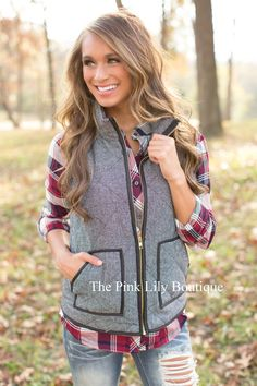 The Pink Lily Boutique - Dazzling By Design Vest , $58.00 (http://thepinklilyboutique.com/dazzling-by-design-vest/)