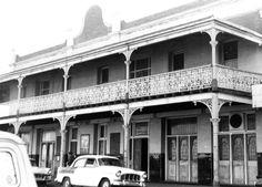 Northern Star Hotel, Beaumont Street, Hamilton (Newcastle, NSW) 1968