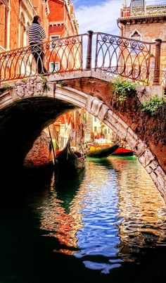 New Wonderful Photos: Ponte del Angelo – Venice Italy