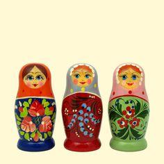 SHOP-PARADISE.COM:  Matrjoschka Rossijanotschka (M4) 9cm, verschiedene Motive 8,99 €