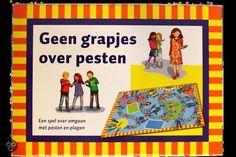 Leuk spel geschikt voor bovenbouw basisschoolkinderen. Zeer geschikt om pesten en plagen te bespreken.