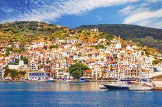 Skopelos, na Grécia,                                                                                                                                                                                 Mais