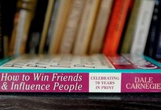 Review  Summary of How to win friends and influence people by Dale Carnegie http://ift.tt/2mGQUba