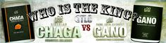 Iaso™ Chaga vs. Gano: The Battle is on!  Buy now: www.totallifechanges.com/6006671