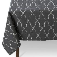 Morrocan Dot Tile Tablecloth