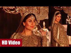 WATCH Pregnant Kareena Kapoor's stunning ramp walk at Lakme Fashion Week 2016 for Sabyasachi. See the full video at : https://youtu.be/BRfFpHrh98E #kareenakapoor #lakmefashionweek #bollywood #bollywoodnews #bollywoodnewsvilla