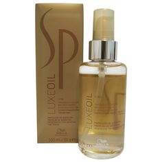 Wella SP Luxe Oil Wella Oil, Perfume Bottles, Personal Care, Beauty, Products, Argan Oil, Keratin, Hair Type, Vitamins