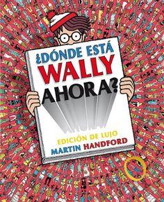 LA MAGIA DE LOS LIBROS / Blog de Literatura Infantil, juvenil, fantasia, comics.: ¿Dónde está Wally ahora? Edición de lujo de Martin...