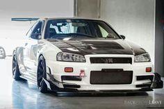 Beast!! Nissan GTR