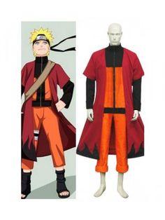 Naruto Uzumaki Naruto Brand New Cosplay Outfits Costumes