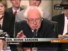 """Pls RP: #YouTubeBERNS Bernie Sanders: """"Is This What We're About?"""" [Health Care Debate 2009 (7)] (6/25/2009)"""