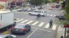Bicyclists triggered red light cameras in the District more than 1,500 times…