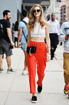 5 Things You Can Do Right Now to Look More Stylish via @WhoWhatWearUK