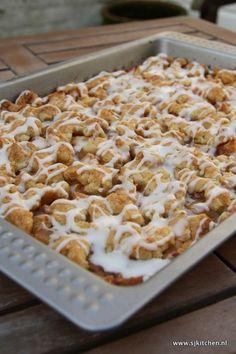 Appel-peer plaatkoek | Vriendinnenonline - Waar vriendschap begint