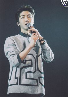 [SCAN] WINNER WWIC 2015 IN SEOUL  (7) Seunghoon⎪© WINNER PENTACLE