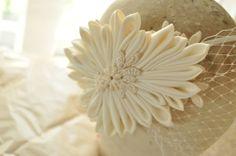 headpiece all handmade by www.parantparant.se
