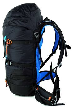 Hiking Trekking Climbing Camping Backpack/Outdoor Internal Frame Backpack for Mountaineering with Rain Cover