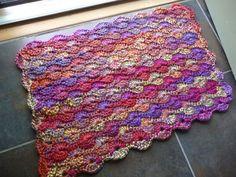Colourful+Quick+Crochet+Mat
