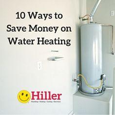 home energy saving tips water heating
