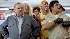 pop culture icons returned in the RadioShack Super Bowl ad. Some of the stars included Twisted Sister, Mary Lou Retton, Hulk Hogan and Alf. Mary Lou Retton, Sgt Slaughter, Radio Advertising, 1980s Pop Culture, Hulk Hogan, Looks Cool, Super Bowl, Nostalgia, Youtube