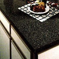 Blackstar Granite Laminate Countertop From Wilsonart @Wilsonart LLC